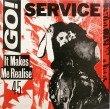 Go! Service ‎– It Makes Me Realise (EP)*