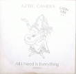 Aztec Camera ‎– All I Need Is Everything (EP)