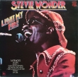 Stevie Wonder ‎– Light My Fire (LP)