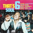 Various ‎– That's Soul 6 (LP)