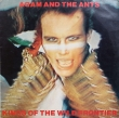Adam & The Ants ‎– Kings Of The Wild Frontier