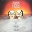 Various ‎– 20 BBC Drama Themes (LP)