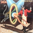 Saga ‎– Heads Or Tales (LP)