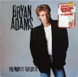 Bryan Adams ‎– You Want It, You Got It (LP)