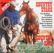 Various ‎– Country Stars Country Hits (2LP)