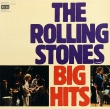 The Rolling Stones ‎– Big Hits (LP)