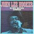 John Lee Hooker ‎– Blues Before Sunrise (CD)