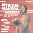 Myriam Makeba ‎– Live For My Brothers...(CD)*