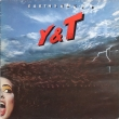 Y & T ‎– Earthshaker (LP)