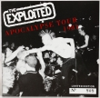 The Exploited ‎– Apocalypse Tour 1981 (CD)*