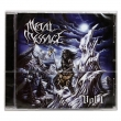Various ‎– Metal Message Vol. 1 (CD)
