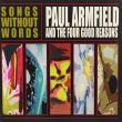 Paul Armfield – Songs Without Words (CD)
