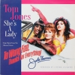 Tom Jones ‎– She's A Lady (EP)
