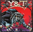 Y & T ‎– Black Tiger (LP)