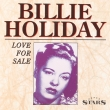 Billie Holiday ‎– Love For Sale (CD)