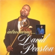 David Peaston ‎– Introducing... (LP)