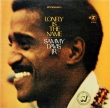 Sammy Davis Jr. ‎– Lonely Is The Name (LP)