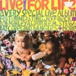 Various ‎– Live! For Life (LP)