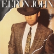 Elton John ‎– Breaking Hearts (LP)