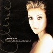 Céline Dion ‎– Let's Talk About Love (CD)