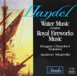 Händel ‎– Water Music - Royal Fireworks Music
