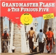 Grandmaster Flash & The Furious Five (LP)