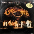 Commodores ‎– Live! (2LP)