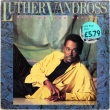 Luther Vandross ‎– Give Me The Reason (LP)
