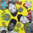 De La Soul ‎– 3 Feet High And Rising (LP)