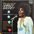 Shirley Bassey ‎– What Now My Love (LP)