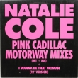 Natalie Cole ‎– Pink Cadillac (EP)