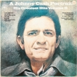 Johnny Cash ‎– A Johnny Cash Portrait (LP)*