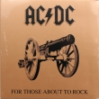AC/DC ‎– For Those About To Rock (LP)