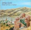 Little Feat ‎– Time Loves A Hero (LP)