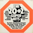 Various ‎– 20 + 2 EMI Superhits (LP)