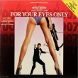 Bill Conti ‎– For Your Eyes Only (LP).