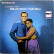 Belafonte / Makeba ‎– An Evening With... (LP)