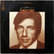 Leonard Cohen ‎– Songs Of Love And Hate (LP).