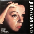 Judy Garland ‎– 20 Hits Of A Legend (LP).
