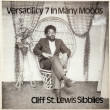 Cliff St. Lewis Sibblies ‎– Versatil... (LP).