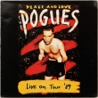 The Pogues ‎– Live On Tour '89 (LP).