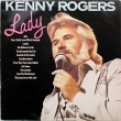 Kenny Rogers ‎– Lady (LP)