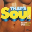 Various ‎– That's Soul 4 (LP).