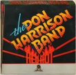 The Don Harrison Band ‎– Red Hot (LP).