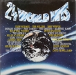 Various ‎– 24 World Hits (2LP).