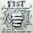 Fist – Name, Rank & Serial Number (SP)*
