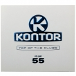 Various ‎– Kontor - Top Of The Clubs Vol. 55