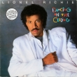 Lionel Richie ‎– Dancing On The Ceiling (LP)