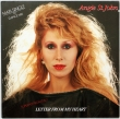 Angie St. John ‎– Letter From My Heart (EP)