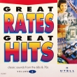 Various - Great Rates, Great Hits (CD)